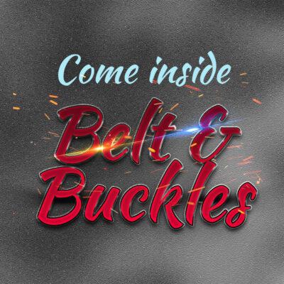 Belt & Buckles